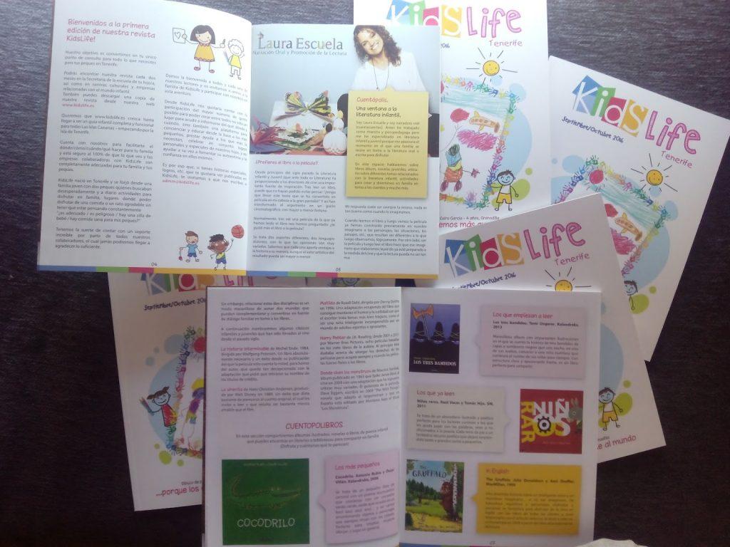 Laura Escuela Cuentópolis recomendación libros